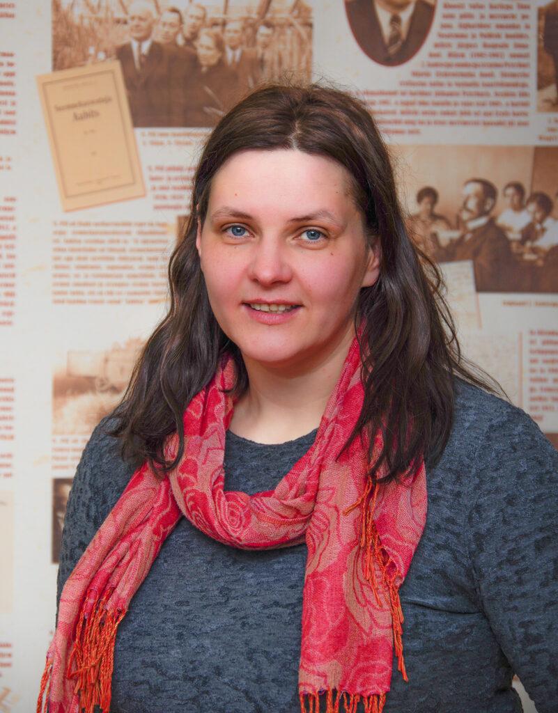 Evelyn Vanamb